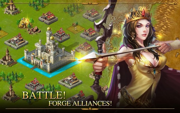 دانلود بازی امپراتوری سلب شده Age of Warring Empire 2.3.84 اندروید