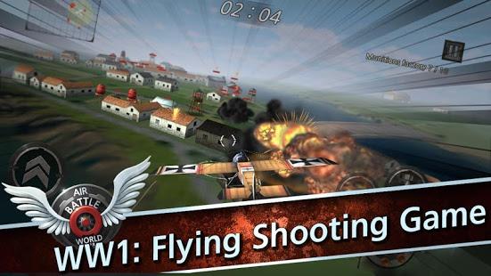 دانلود بازی نبرد هوایی جهانی Air Battle: World War 1.0.1 اندروید