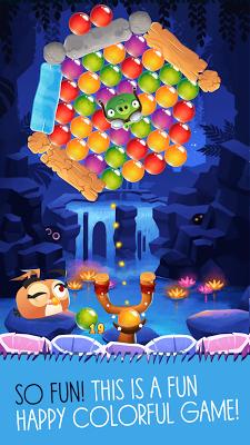 دانلود بازی پرندگان خشمگین شکیرا برد Angry Birds POP – Shakira Bird 2.0.4 اندروید مود شده