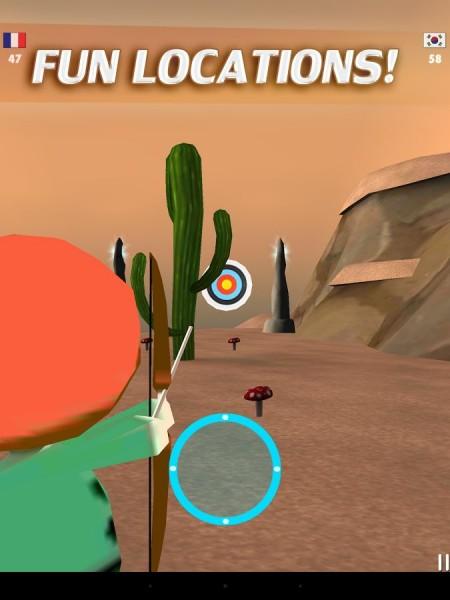 دانلود بازی تیر کمان Archery 2 1.0 اندروید