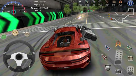 دانلود بازی ماشین سریع Armored Car 2 v1.1.3 اندروید مود شده