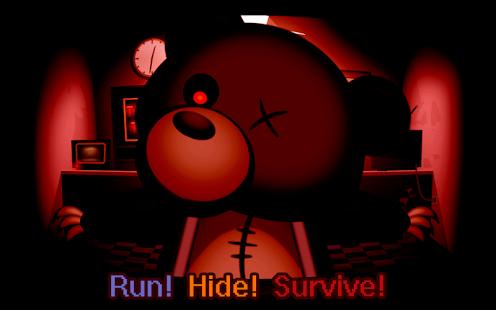 دانلود بازی ترسناک پناهگاه خرس Bear Haven Nights Horror 1.14 اندروید
