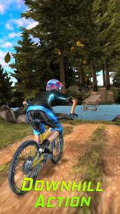 دانلود بازی دوچرخه سوار حرفه ای Bike Dash v3 اندروید مود شده