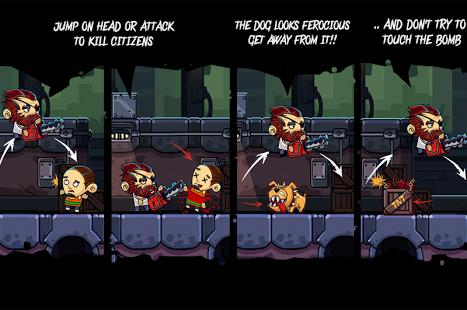 دانلود بازی خشم اره برقی Chainsaw rage: mad dash 1.0.3 اندروید