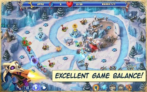 دانلود بازی یورش به برج Day D: Tower Rush 1.2 اندروید