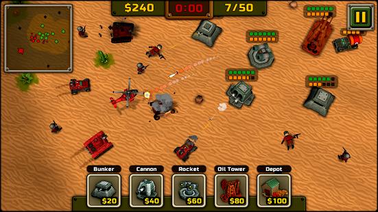 دانلود بازی دیفکام DefCom TD 1.0 اندروید