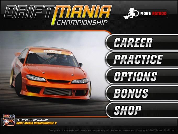 دانلود بازی مسابقات طلایی Drift Mania Gold 1.68 اندروید