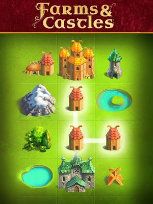 دانلود بازی مزرعه و قلعه Farms & Castles 1.2.8.5473.21 اندروید