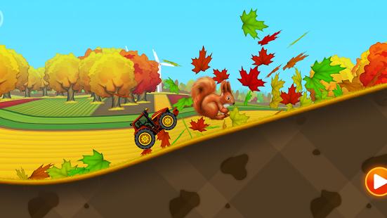 دانلود بازی بچه دوچرخه سوار Fun Kid Racing – Autumn Fun v2.0 اندروید