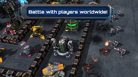 دانلود بازی کنترل کهکشان Galaxy Control: 3d strategy 1.48.78 اندروید