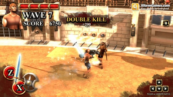 دانلود بازی ماجرای گلادیاتور Gladiator True Story 1.0 اندروید مود شده