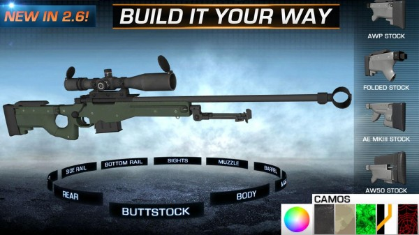 دانلود بازی ساخت تفنگ Gun Builder ELITE 2.6 اندروید مود و انلاک شده