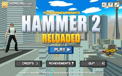 دانلود بازی اکشن Hammer 2 v1.1.1 اندروید