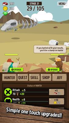 دانلود بازی پادشاه شکارچی HunterAge 1 اندروید
