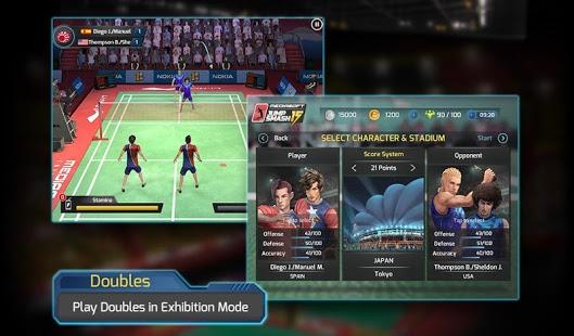 دانلود بازی تنیس مدرن Jump Smash™ ۱۵ v1.3.4 اندروید