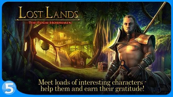 دانلود بازی از دست رفتن زمین Lost Lands 2 v1.0.14 اندروید