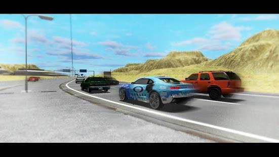 دانلود بازی ترافیک سنگین Maximum Traffic Racing 1.02 اندروید