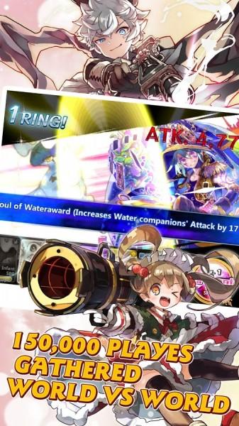 دانلود بازی پژوهشگاه Merc Storia – NO.1 Anime RPG 1.0.0 اندروید