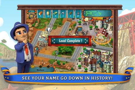 دانلود بازی بنای قدیمی Monument Builders- Golden Gate 1.0.1 اندروید