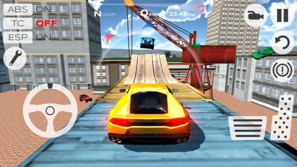 دانلود بازی مسابقات چند نفره ماشین Multiplayer Driving Simulator 1.08.1 اندروید
