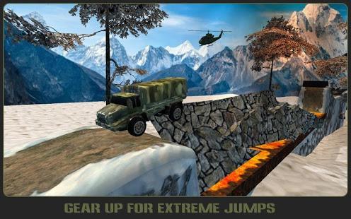 دانلود بازی جنگ ارتش های ماشین Offroad Army War Legends 1.0 اندروید