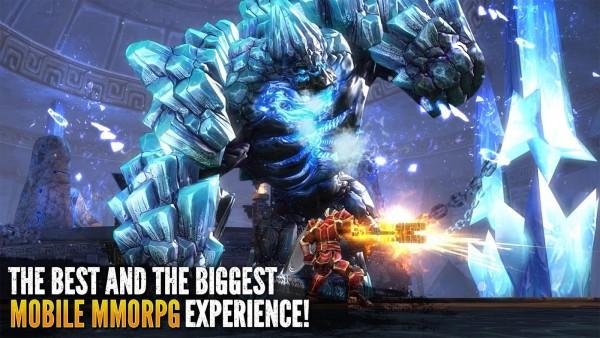 دانلود بازی آشوب دو Order & Chaos 2: Redemption 1.0.3d اندروید