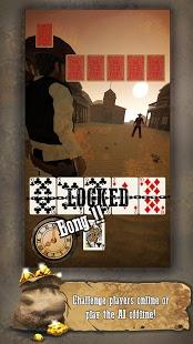 دانلود بازی پوکر یاغی Outlaw Poker 1.2 اندروید