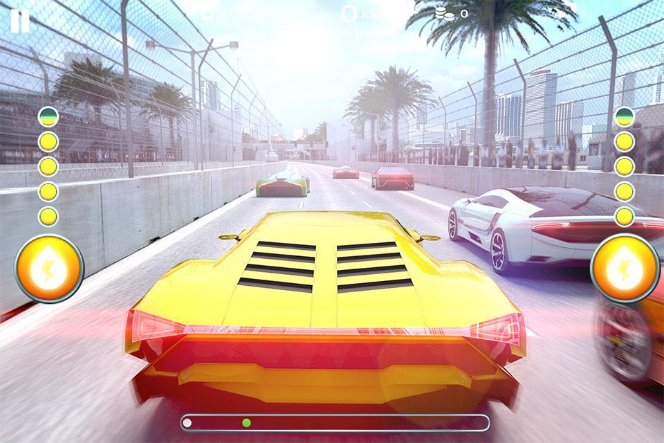 دانلود بازی آسفالت رکینگ Racing 3D: Asphalt Real Tracks 1.5 اندروید