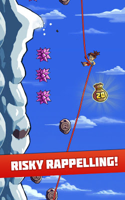 دانلود بازی رادیکال Radical Rappelling 1.7.4.1391 اندروید