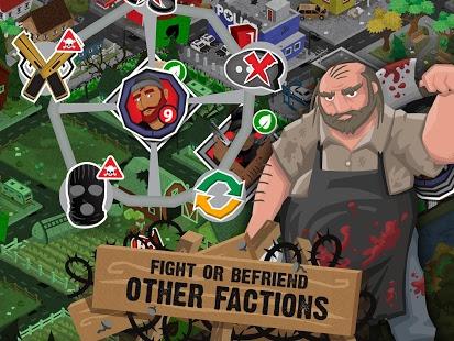 دانلود بازی دار و دسته Rebuild 3: Gangs of Deadsville 1.4.1 اندروید