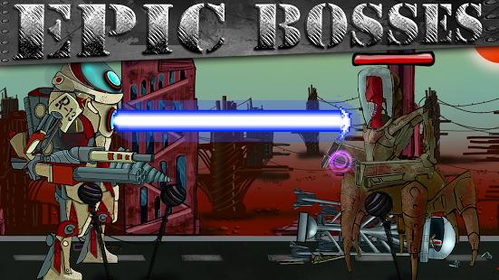 دانلود بازی فتح ربات ها Robot Conqueror 1.0.2 اندروید