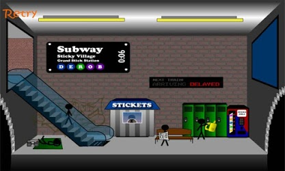 دانلود بازی استکمن قاتل Stickman Murder 1.0 اندروید