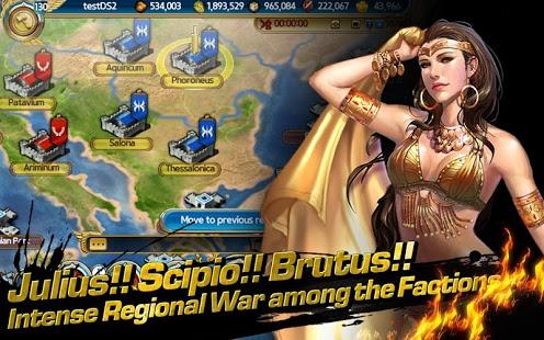 دانلود بازی تاج و تخت رم Throne of Rome v1.5.2 اندروید