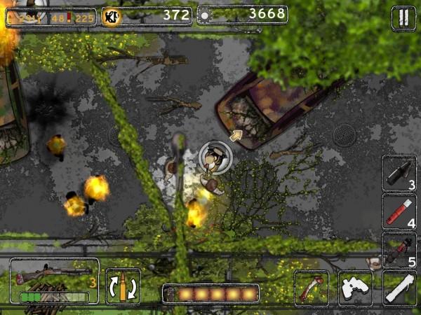 دانلود بازی محاکمه Trial By Survival 1.25 اندروید