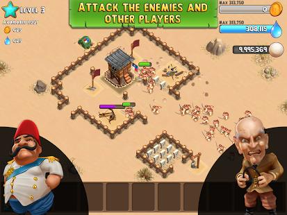 دانلود بازی رقبای قبیله ها Tribal Rivals 1.0.2 اندروید