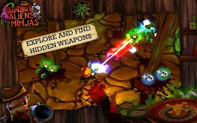دانلود بازی تیراندازی غربی Western Mini Shooter 1.4 اندروید مود شده