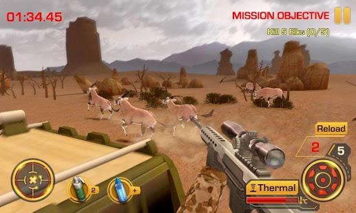 دانلود بازی شکارچی وحشی Wild Hunter 3D 1.0.5 اندروید
