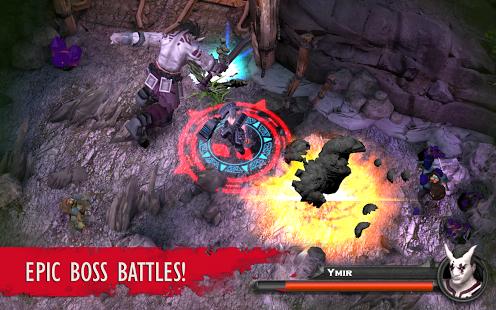 دانلود بازی اکشن نجات Wraithborne – Action RPG Free v1.06 اندروید