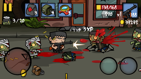 دانلود بازی نسخه دوم سن زامبی Zombie Age 2 1.1.6 اندروید مود شده