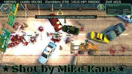 دانلود بازی زامبی های مدافع Zombie Defense 10.5 اندروید مود شده