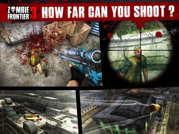 دانلود بازی زامبی فرونتر فصل سوم Zombie Frontier 3 1.11 اندروید مود شده