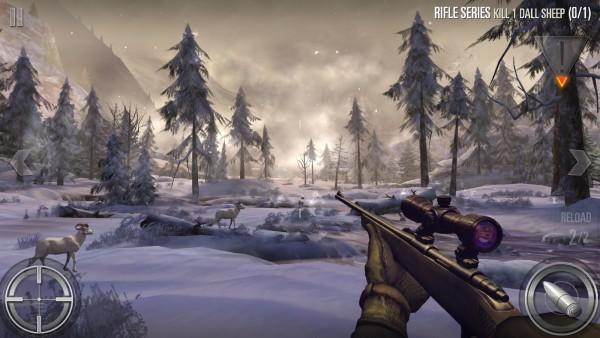 دانلود بازی شکارچی DEER HUNTER 2016 1.1.1 اندروید