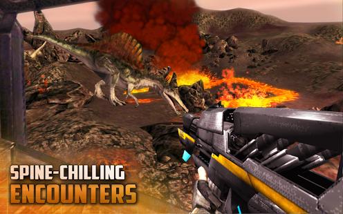 دانلود بازی هوابرد شکاری DINO GUNSHIP: Airborne Hunter 1.6 اندروید