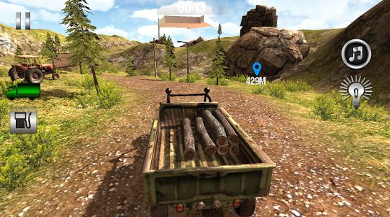 دانلود بازی راننده کامیون OFFRoad Truck Driver 3D 1.0 اندروید